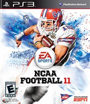 NCAA Football 11 PS3