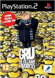 Gru, mi villano favorito PS2