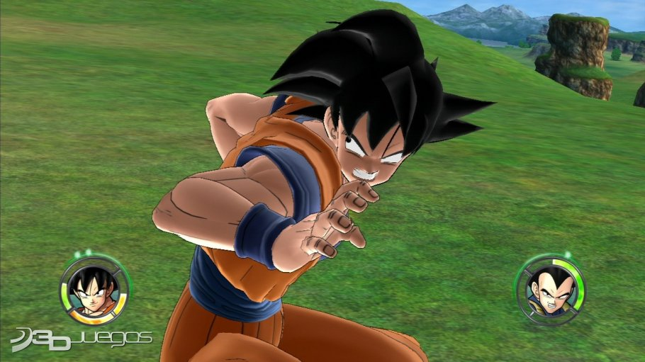 Dragon Ball Raging Blast 2 - Impresiones