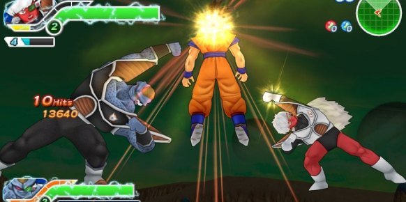Dragon Ball Z Tenkaichi