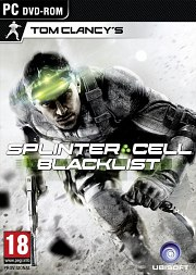 Car�tula oficial de Splinter Cell: Blacklist PC