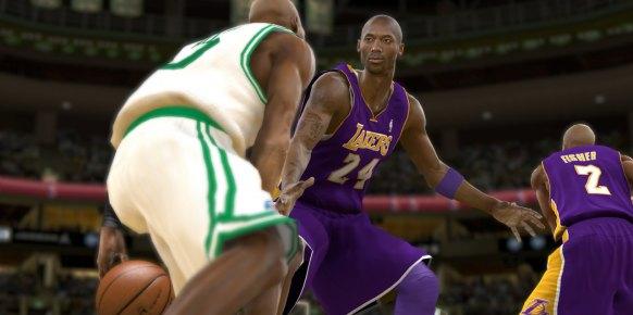 NBA 2K11 Xbox 360