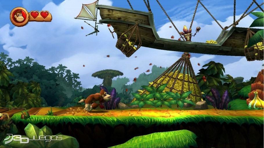 Donkey Kong Country Returns - An�lisis