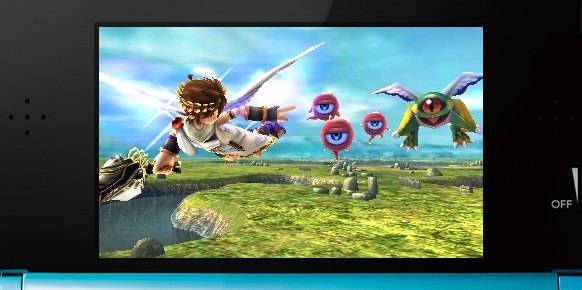 Kid Icarus Uprising (Nintendo 3DS)
