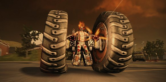 Twisted Metal: Impresiones jugables