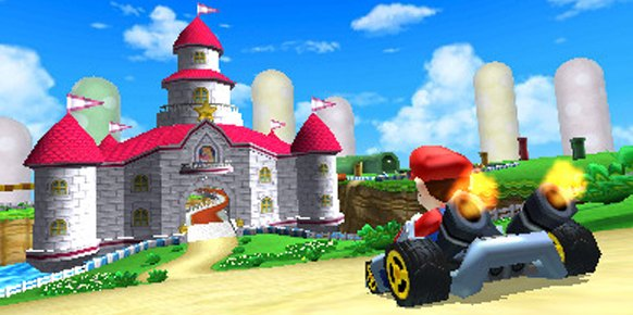 Mario Kart 7: Primer contacto