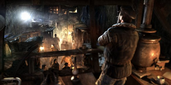 Metro: Last Light PS3