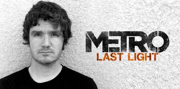 Metro Last Light: Entrevista Huw Beynon