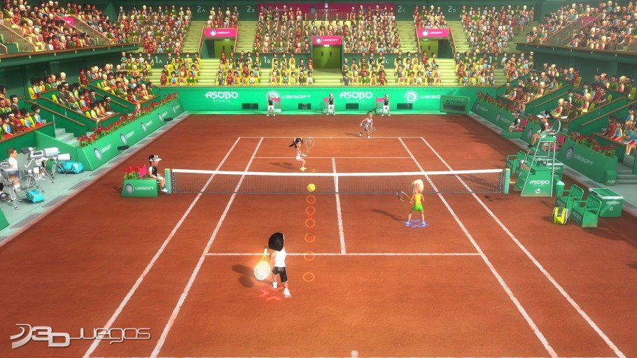 Racket Sports - An�lisis