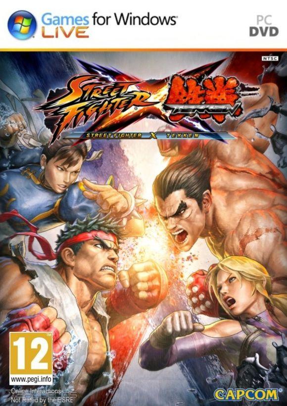 Ver ficha completa de Street Fighter X Tekken