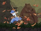 DustForce - Gameplay: A Contrareloj
