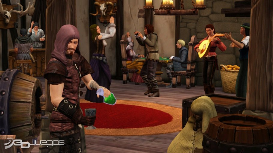 Los Sims Medieval - An�lisis
