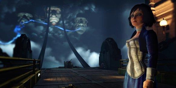 BioShock Infinite an�lisis