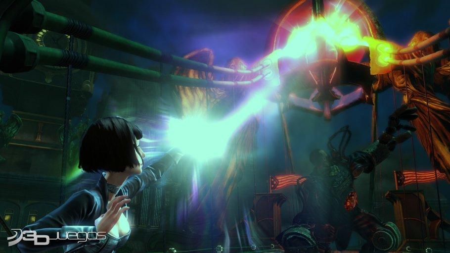 BioShock Infinite - Entrevista Timothy Gerritsen