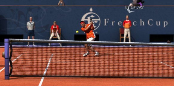 Virtua Tennis 4 X360