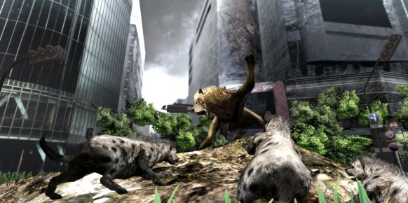 Tokyo Jungle (PlayStation 3)