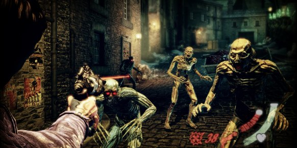 Shadows of the Damned: Impresiones jugables