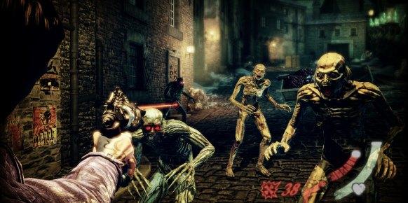 Shadows of the Damned: Shadows of the Damned: Impresiones jugables