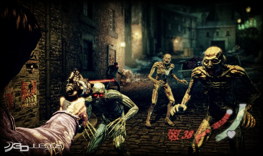 Shadows of the Damned - Impresiones jugables
