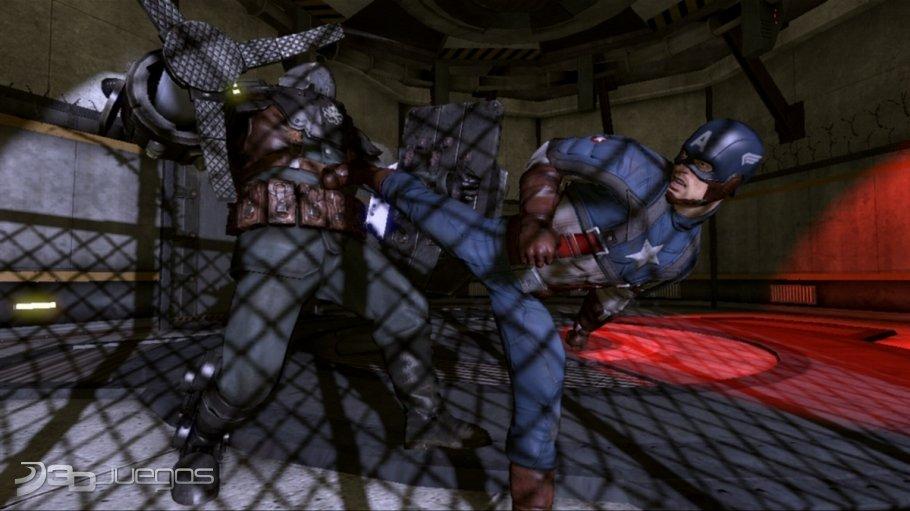Capitán América Super Soldier - An�lisis