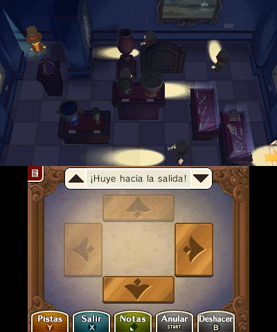 Profesor Layton vs Phoenix Wright (3DS)