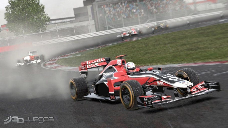 F1 2011 - Impresiones Gamescom