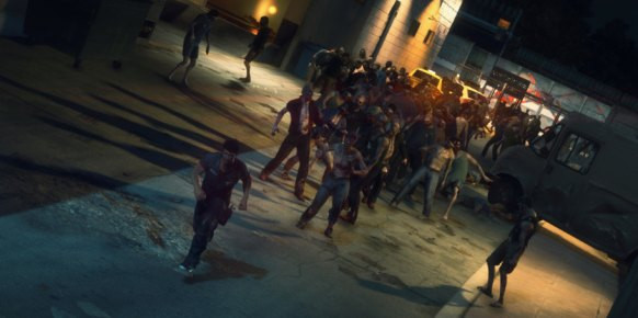 Dead Rising 3: Holocausto zombi
