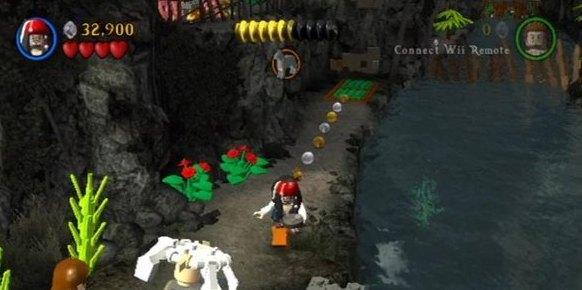 LEGO Piratas del Caribe an�lisis