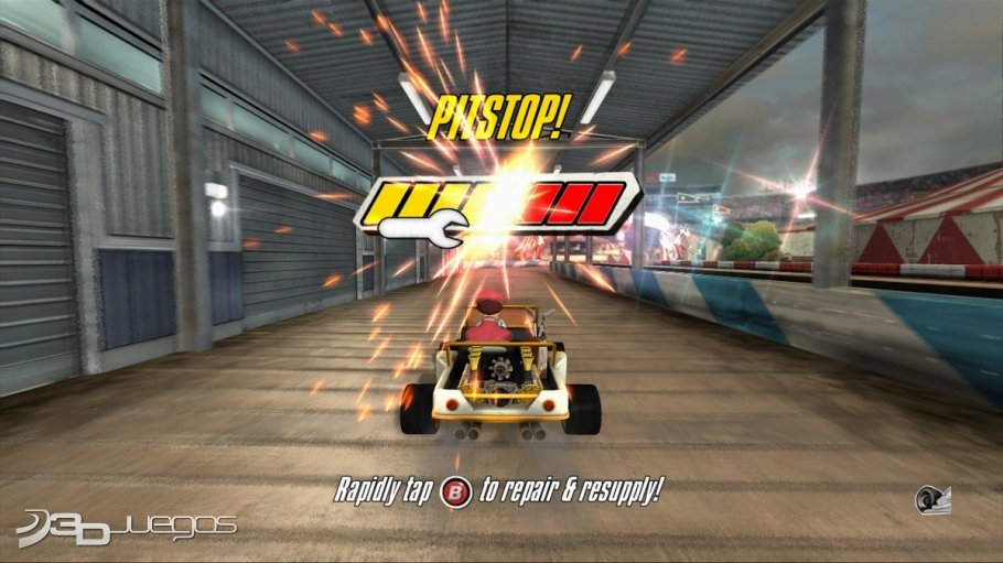 Jimmie johnson 39 s anything with an engine ps3 usa for Anything with a motor