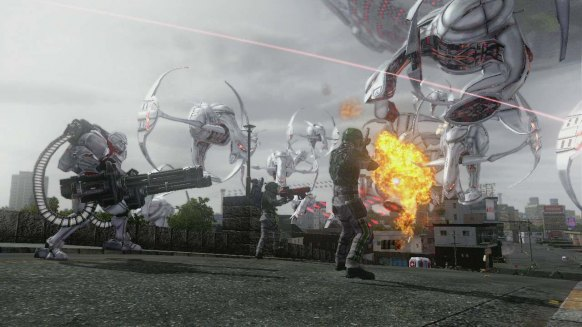 Earth Defense Force 2025 an�lisis