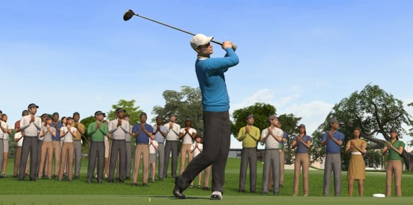 Tiger Woods PGA Tour 12 (PlayStation 3)