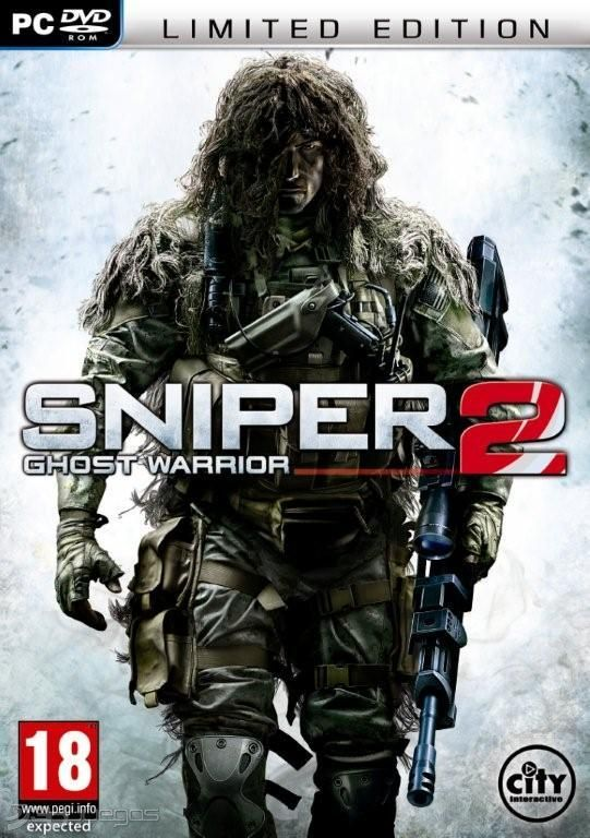 Car�tula de Sniper: Ghost Warrior 2