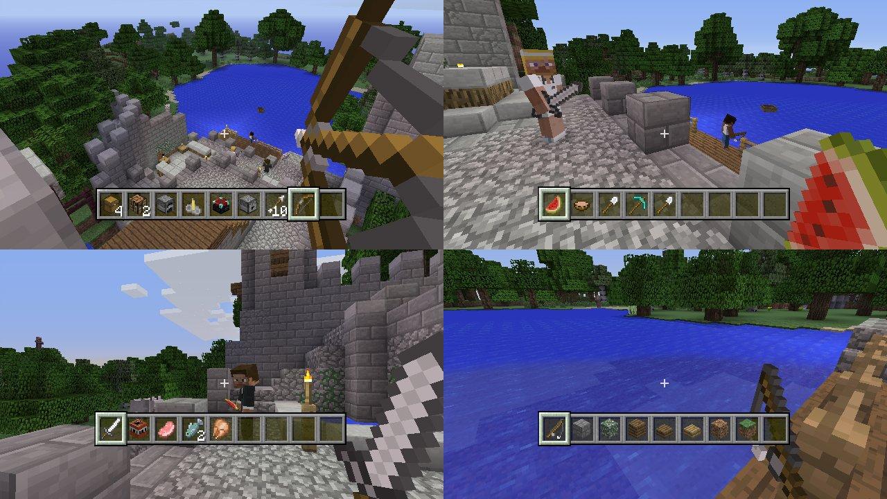 Imagen minecraft ps3