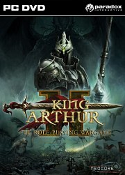 Car�tula oficial de King Arthur II: The Role - Playing Wargame PC
