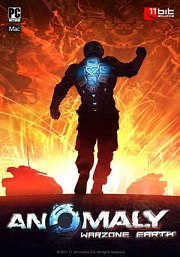 Car�tula oficial de Anomaly: Warzone Earth PC