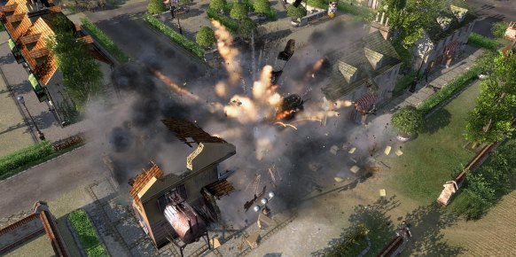 Men of War Assault Squad an�lisis