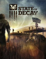 Car�tula oficial de State of Decay PC
