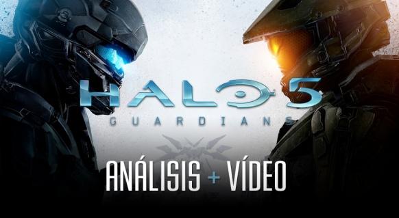 An�lisis de Halo 5: Guardians