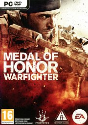 Car�tula oficial de Medal of Honor: Warfighter PC