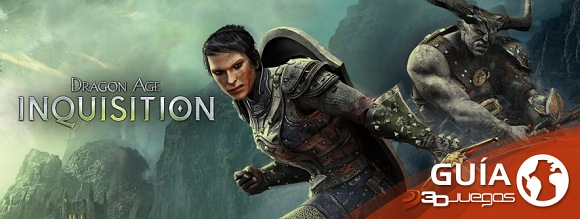 Gu�a de Dragon Age: Inquisition
