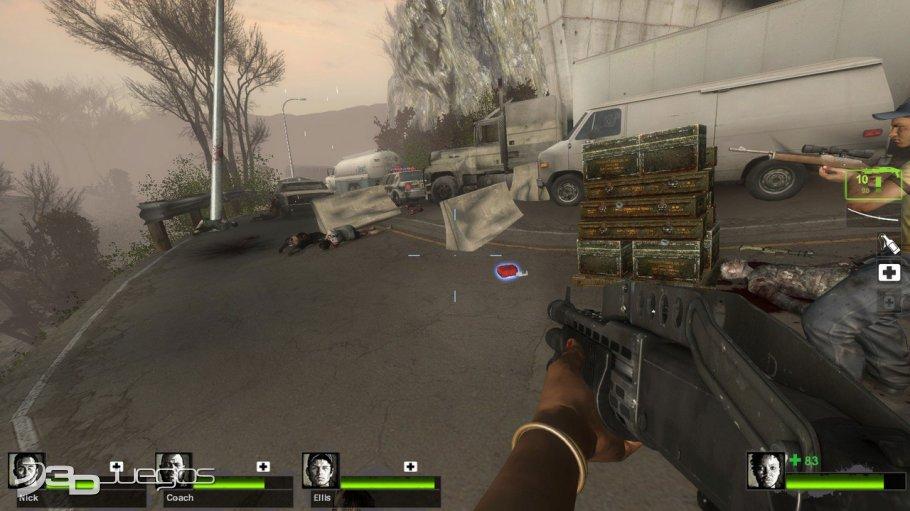 Скачать игру Left 4 Dead 2 с торрента бесплатно (8,32 Гб) Это глупо и не ин