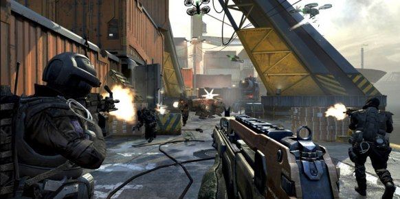 Call of Duty: Black Ops 2 X360