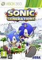 Sonic Generations X360