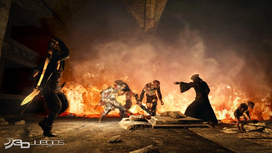 Dragon's Dogma - Impresiones Captivate 2011