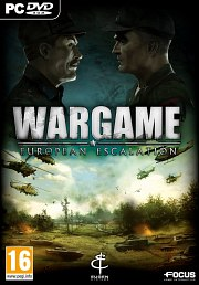 Car�tula oficial de Wargame: European Escalation PC