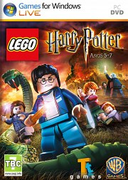 Car�tula oficial de Lego Harry Potter: Años 5-7 PC