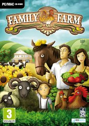 Car�tula oficial de Family Farm PC