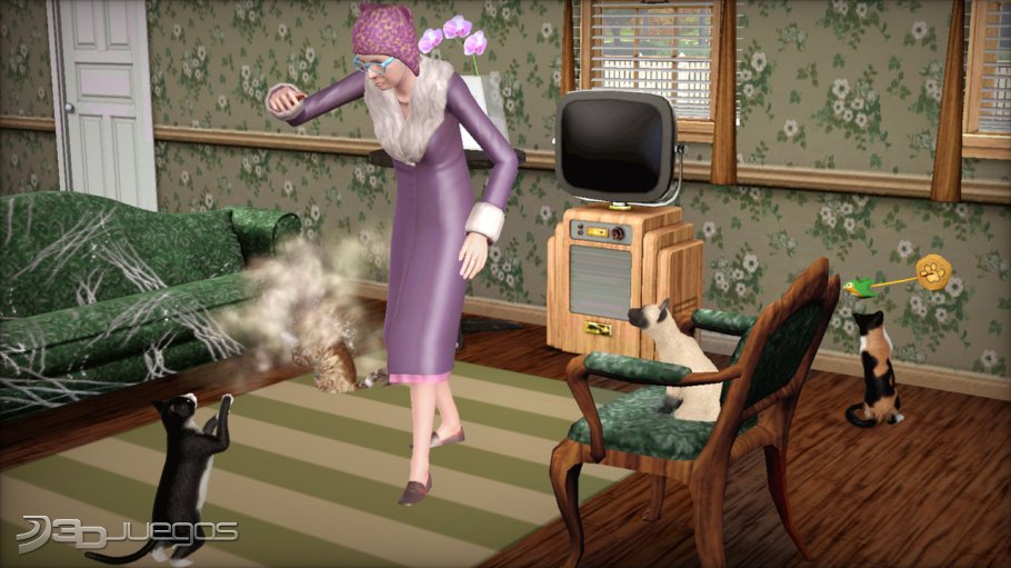 how to get the llama on sims 3 xbox 360