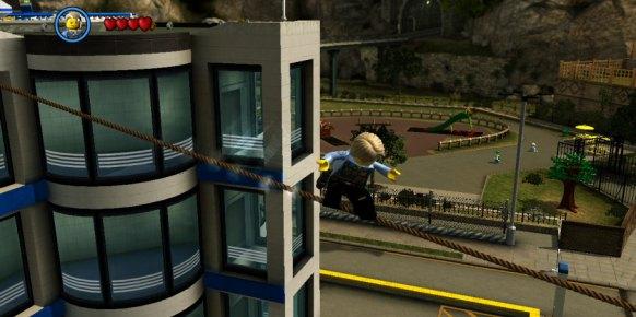 LEGO City Undercover: Impresiones jugables