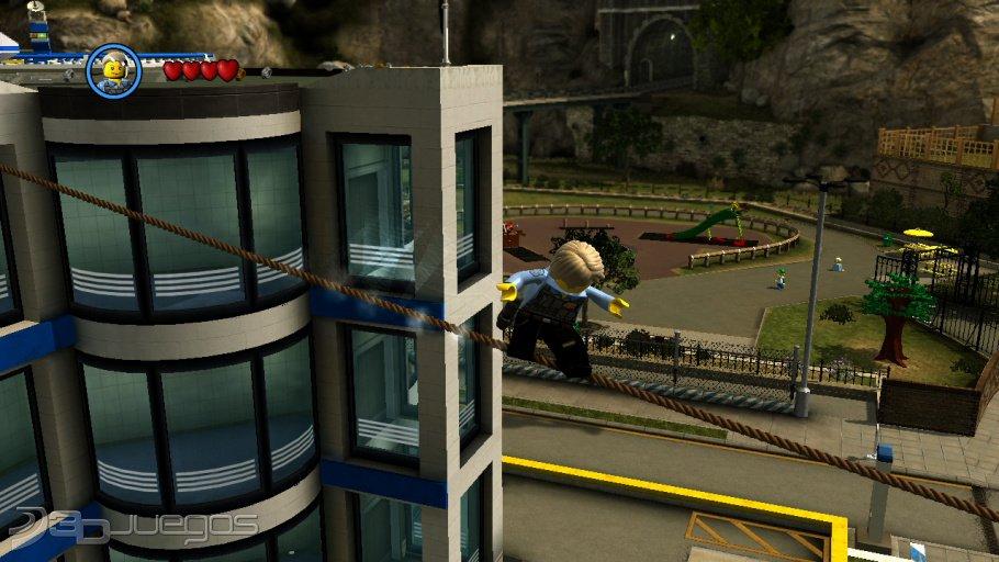 LEGO City Undercover - Impresiones jugables